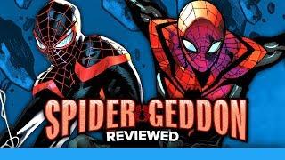 Spider-Geddon: better than Spider-Verse? | Auram's Corner