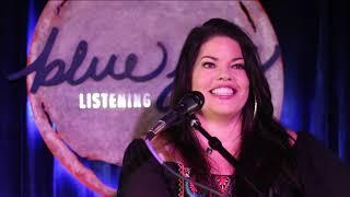 Kim Reteguiz and Ihlan Martinz at the Blue Jay-The First Kiss