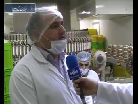 Iran made Dialysis fluid filters, Alborz province فيلترهاي دياليز كليه ساخت استان البرز ايران