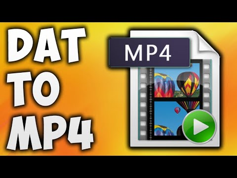 How To Convert DAT To MP4 Online Free - DAT To MP4 Free Converter