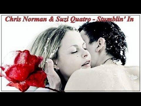 Chris Norman & Suzi Quatro : Stumblin' In magyar felirattal