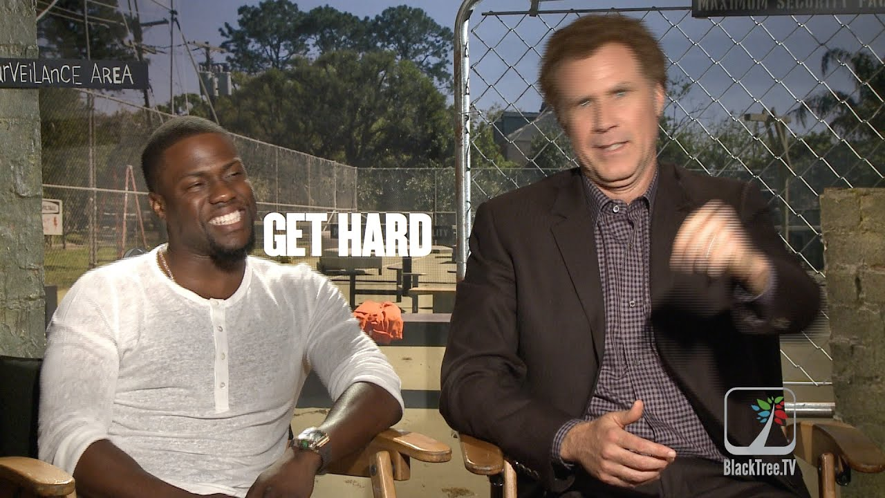 Download Kevin Hart and Will Ferrell hilarious interview GET HARD
