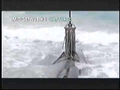 Japanese Killer Subs At Pearl Harbor