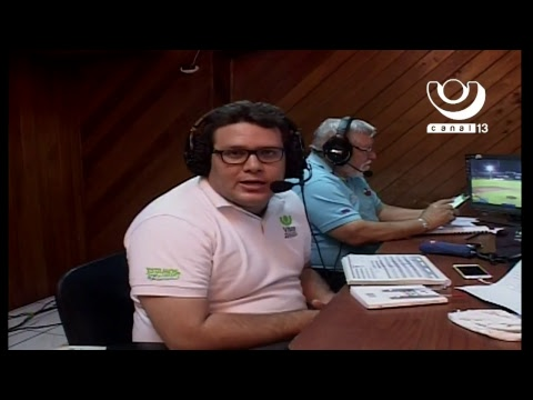 Dantos vs. Chontales - [Partido Completo] – [16/06/17]