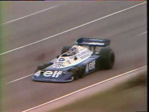 1977 - F1 - 3 GP South Africa (Complete race)