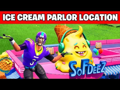 Use Keep it Mello at a Trucker's Oasis,  Ice Cream Parlor, and a Frozen lake LOCATION PART 2