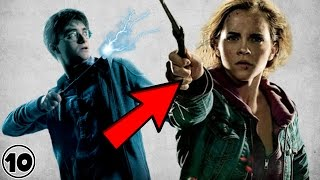 Top 10 Surprising Easter Eggs Found In Harry Potter