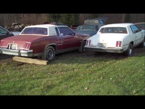 79 Cutlass T Top Intro Classic G Body Garage Youtube