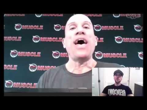 luimarco Interviews Dave Palumbo (lost interview)