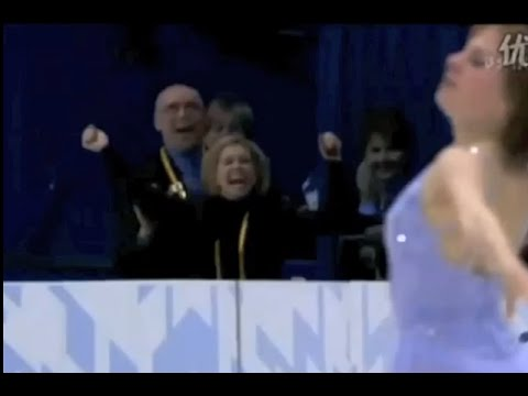 2002 Ladies Olympic Figure Skating