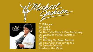 Michael Jackson Greatest Hits | Playlist