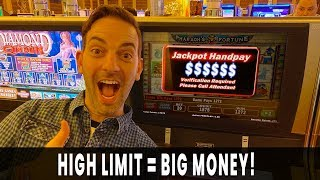 💰 MY BIGGEST JACKPOT on Pharoah's Fortune HIGH LIMIT 🔥$20/Spin with BCSlots
