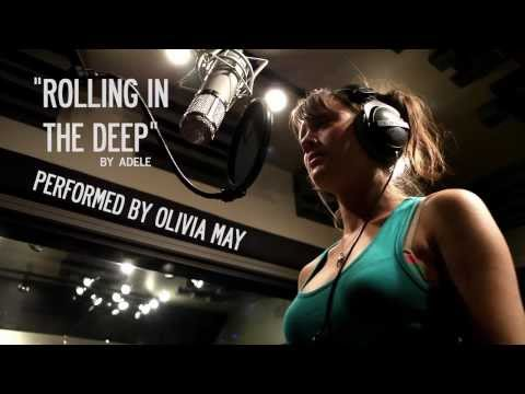 Rolling In The Deep - Olivia May