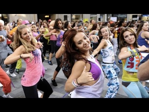NEW Pitbull Style Zumba Song 2016 Choreo by Gio