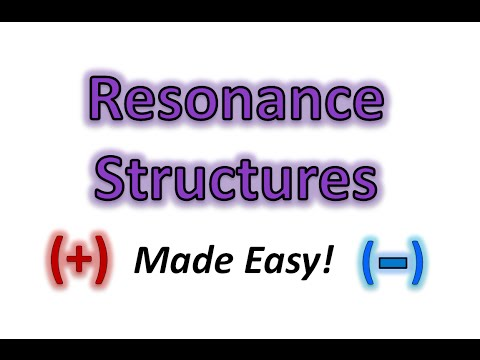 Finding Resonance Structures Made Easy! - Part 1 - Organic Chemistry
