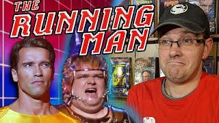 The Running Man (1987) When Reality TV gets TOO real! - Rental Reviews