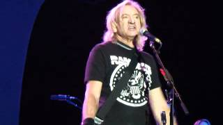 9. Personal Manager.  JOE WALSH live IN CONCERT Pittsburgh Stage AE 6-2-2012