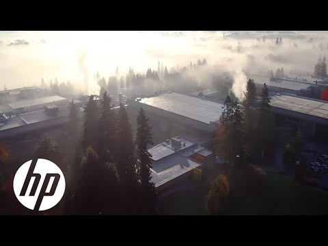 We're Reinventing Our World, So You Can Reinvent Yours | HP Digital Print | HP