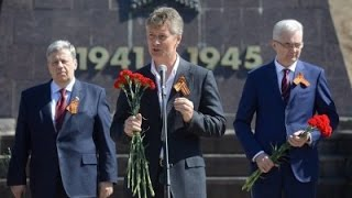 Поздравление с Днем Победы. Евгений Ройзман