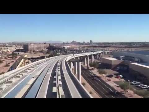 PHX Sky Train - Phoenix Sky Harbor International Airport