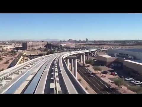PHX Sky Train - Phoenix Sky Harbor International Airport