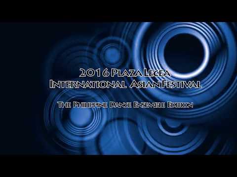 Plaza Lecea 2016 International Asian Festival P1