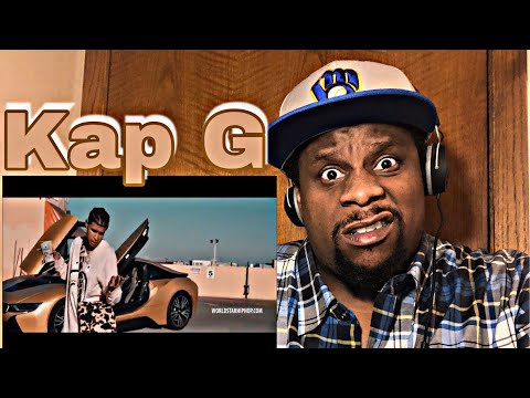 Kap G - Money Phone (Official Video) Reaction