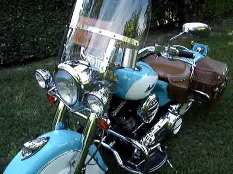 2009 Indian Chief Vintage Motorcycle 31 Walk AroundMPG