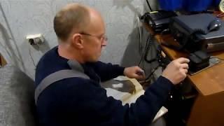 RQ9F работает на телеграфном ключе