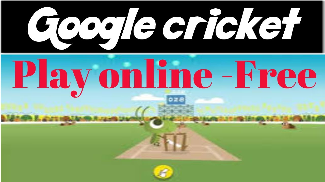 Google Cricket Online Free Game Womens World Cup Doodle Games