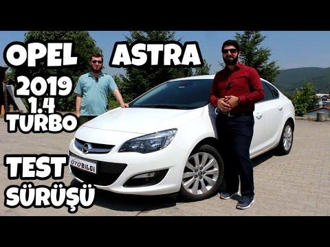 Opel Astra Test Surusu 2019 1 4 T 140 Hp Sport Oto Bilgi Youtube