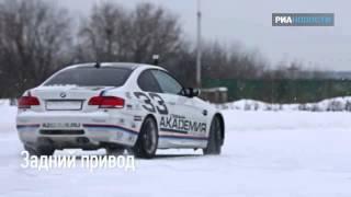 Управление автомобилем зимой