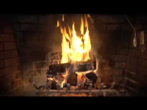 3 Hours of Christmas Music & Fireplace Instrumentals - YouTube