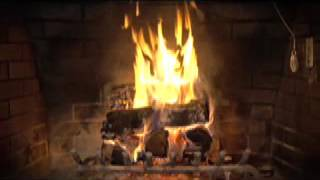 Repeat youtube video 3 Hours of Christmas Music & Fireplace Instrumentals