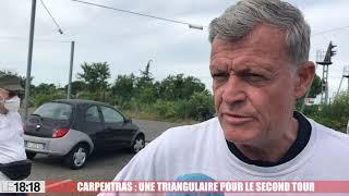 Municipales : les enjeux du second tour à Carpentras
