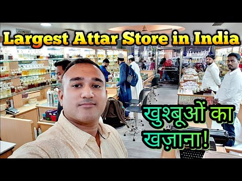 Visiting A Legendary Perfume Store In Mumbai | S Md Ayub Md Yaqub Perfumers