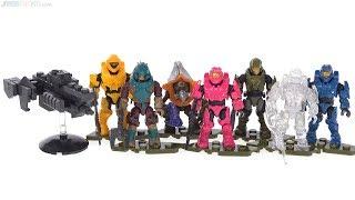Baixar Mega Construx Halo A New Dawn figure series review