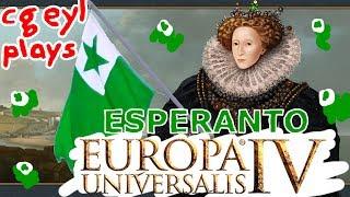 Esperanto conquests: Europa Universalis IV