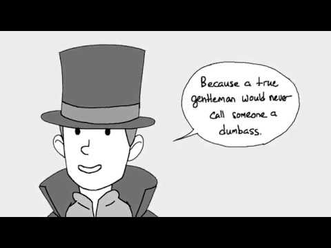 02dab1f45f3 Ace Attorney  Comic Dub  - Layton Terms