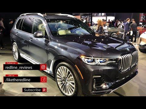 2019 Bmw X7 Redline First Look 2018 La Auto Show