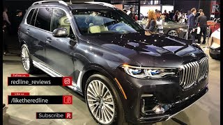 2019 BMW X7 – Redline: First Look – 2018 LA Auto Show