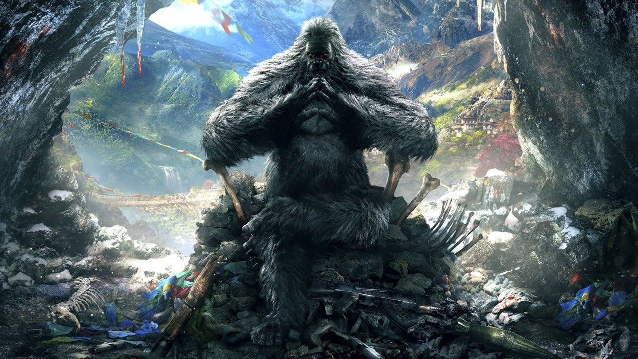 Far Cry 4 Valley Of The Yetis Dlc Review Commentary Youtube