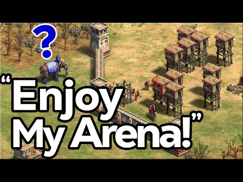 """Enjoy My Arena"""