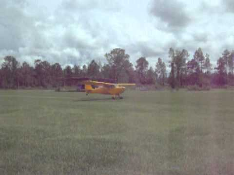 Aeronca Scout Project Takeoff