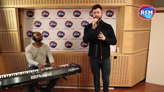 Calum Scott - You are the reason - Session acoustique RFM