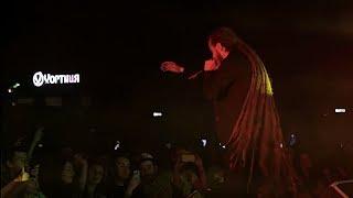 Смотреть видео Децл aka Le Truk - Надоело (Koma remix) (live ГлавКлуб, Санкт-Петербург, 11.09.2015) онлайн