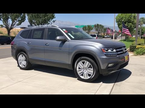 2019 Volkswagen Atlas Ontario, Claremont, Montclair, San Bernardino, Victorville, CA V190752