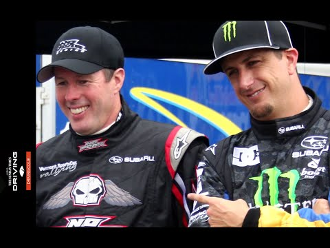 Ken Block on Colin McRae, his first car and Gymkhana