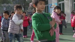 China ends its decades long one-child policy