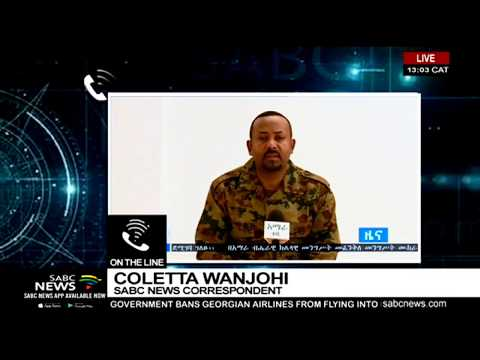 Failed coup attempt in Ethiopia leaves General Seare Mekonnen dead